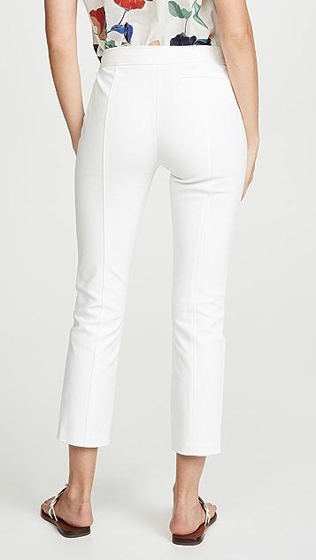 Tory Burch Cropped Slim Pants
