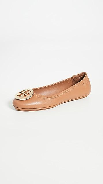 Tory Burch Minnie Travel 芭蕾平底鞋