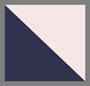 海军蓝粉色双链带