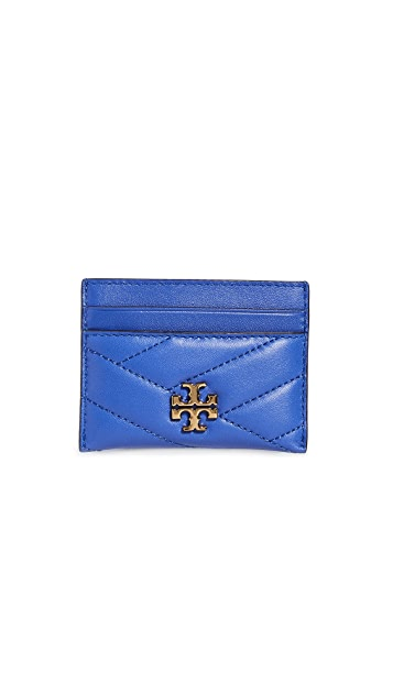 Tory Burch Kira Chevron Card Case