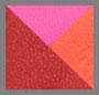Red/Bright Samba/Pink