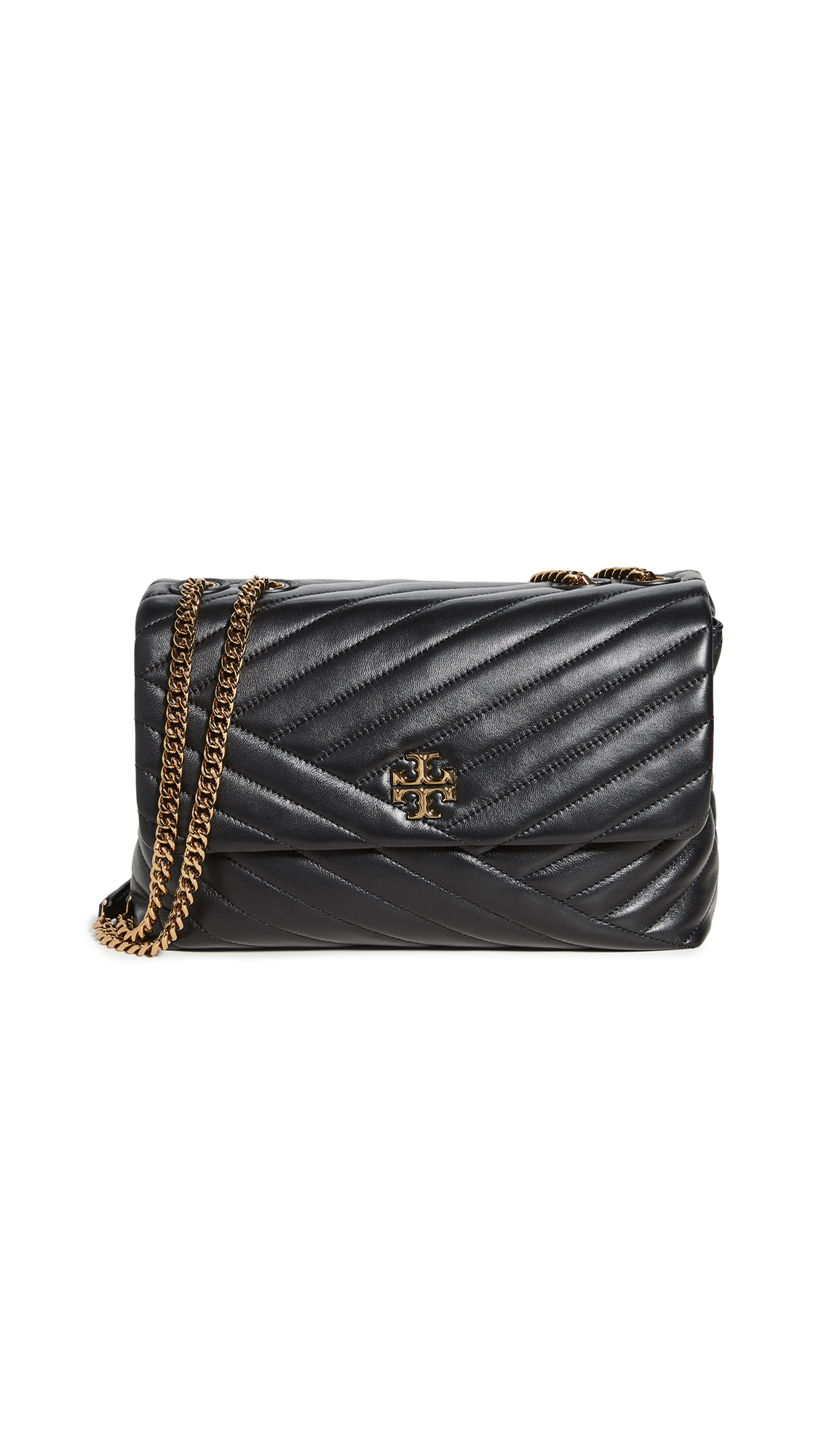 Tory Burch Kira Chevron Convertible Shoulder Bag