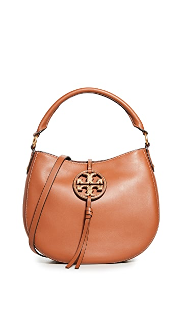 Tory Burch Miller Metal Mini Hobo Bag