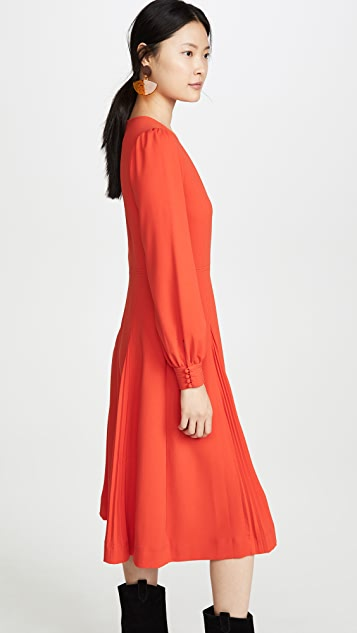 Tory Burch Knit Crepe Dress