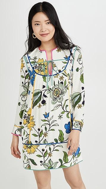 Tory Burch Жаккардовое платье