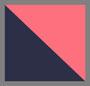 ярко-розовый/мульти
