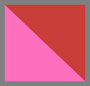 Imperial Pink/Brilliant Red