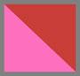 королевский розовый/ярко-красный