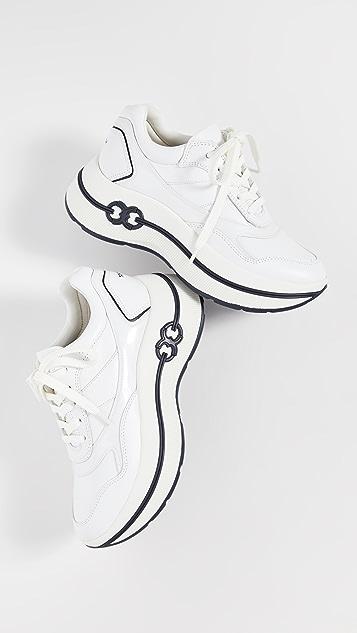 Tory Burch Gemini Link Platform Sneakers