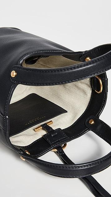 Tory Burch Миниатюрная сумка-ведро Miller