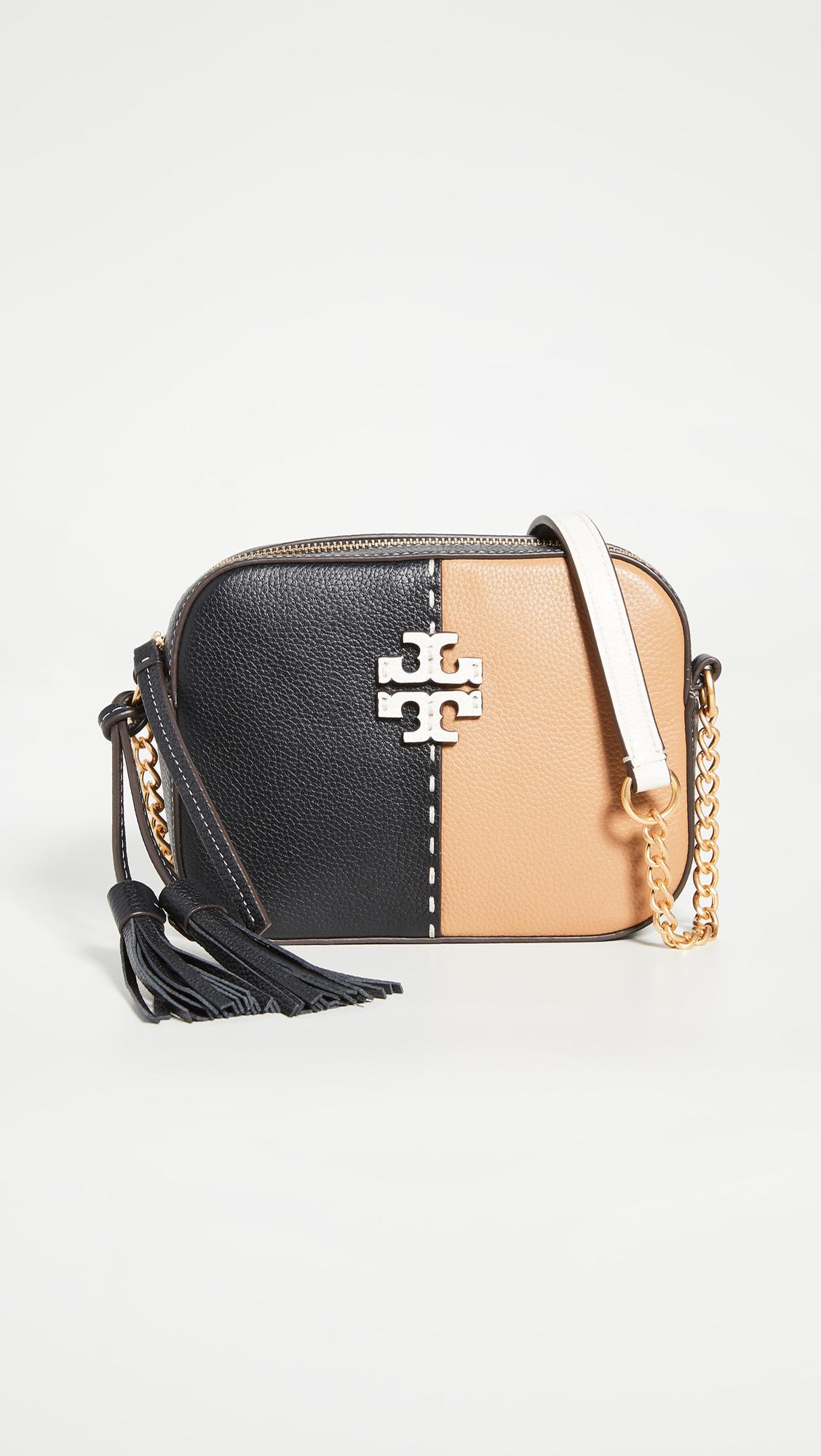 Tory Burch McGraw Colorblock Crossbody Bag