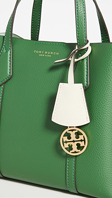 Tory Burch Perry 小号三隔层手提袋