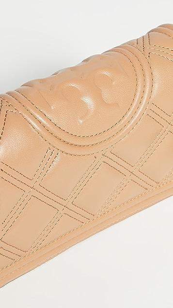 Tory Burch Fleming Soft Crossbody Wallet