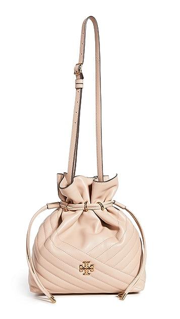 Tory Burch Kira Chevron Bucket Bag