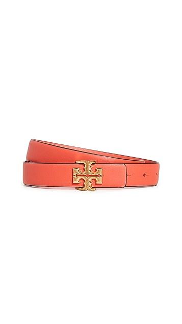Tory Burch Kira Logo Belt