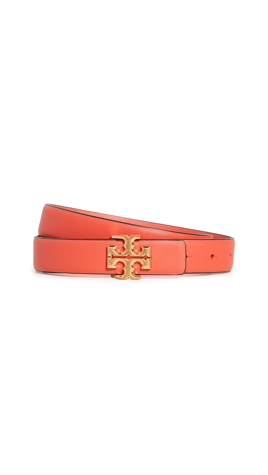 Tory Burch Kira Logo Belt
