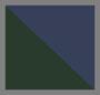 深海蓝/绿色多色