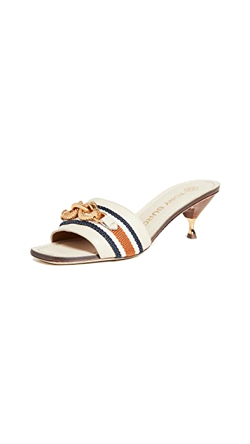 Tory Burch 55mm Jessa Sandals