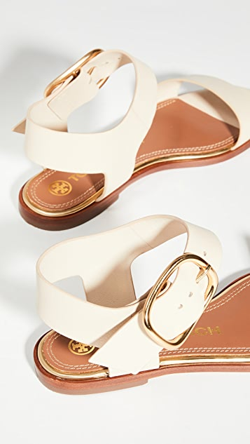 Tory Burch Selby Flat Sandals