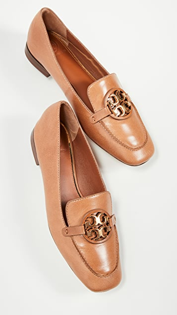 Tory Burch 15mm Metal Miller 乐福鞋
