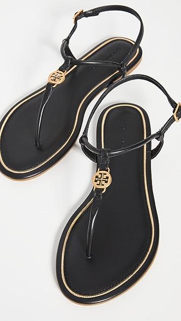 Tory Burch Emmy Flat Sandals