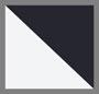 Titanium White/Tory Navy