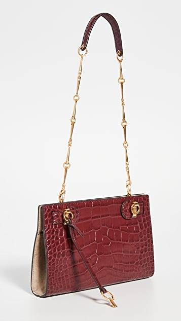 Tory Burch Lee Radziwill Shoulder Bag