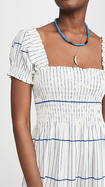 Tory Burch Платье со сборками