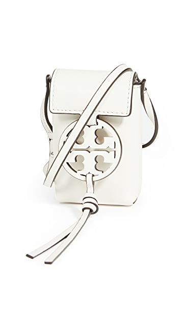 Tory Burch Miller Nano Phone Crossbody Bag