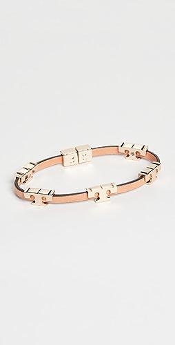 Tory Burch - Serif T Wrap Bracelet