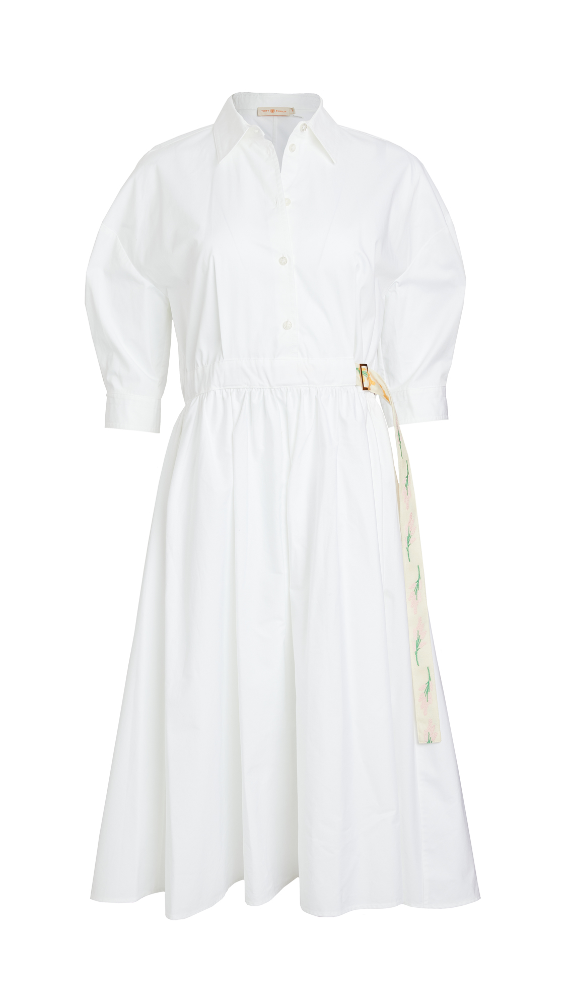 Tory Burch Poplin Shirtdress