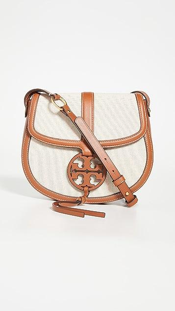 Tory Burch Miller Quadrant Saddle Bag