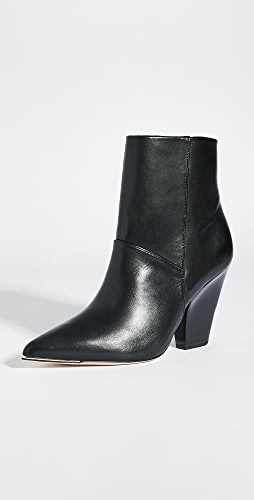Tory Burch - Lila 90mm Zip Up Ankle Boots