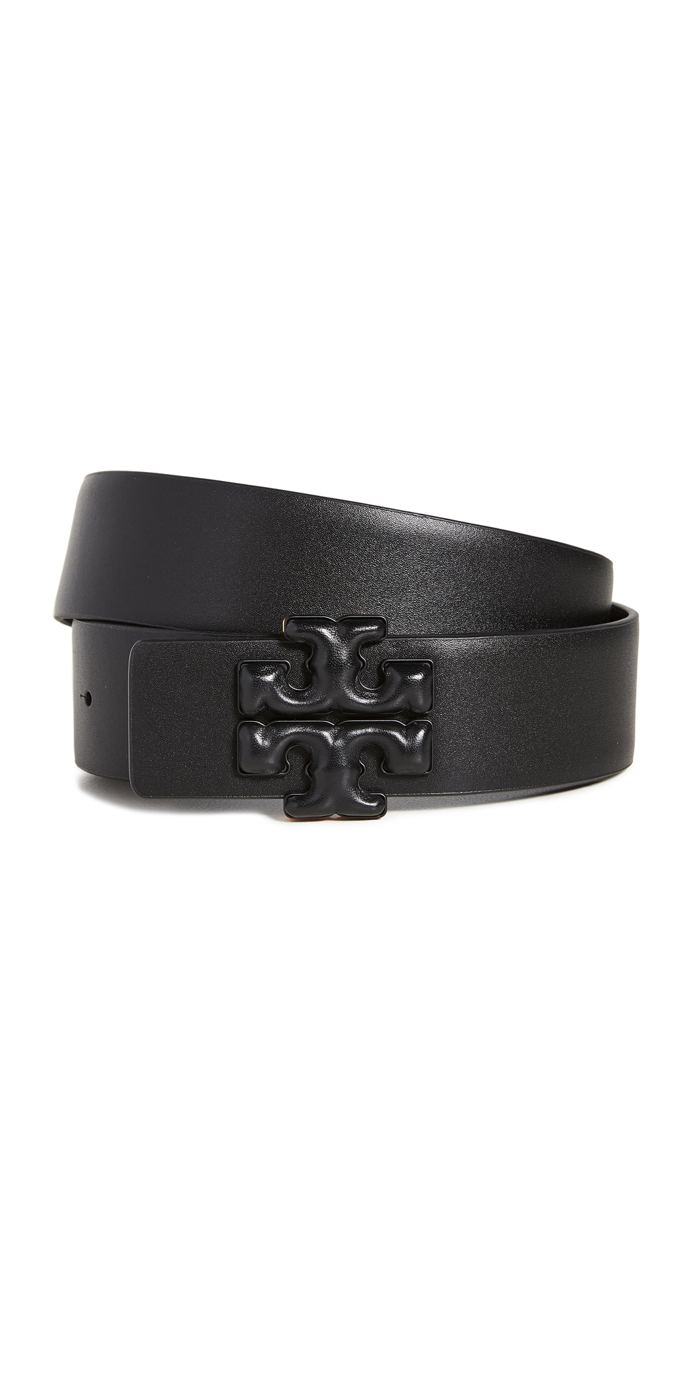 Tory Burch Eleanor Logo Belt