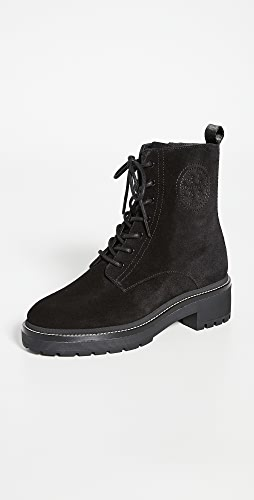 Tory Burch - Miller 50mm Lug Sole Booties