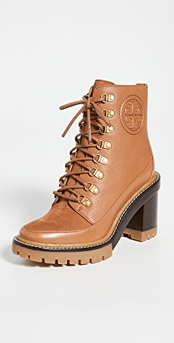 Tory Burch - Miller 90mm Lug Sole Booties