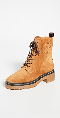 Tory Burch - 50mm Miller Lug Sole Booties