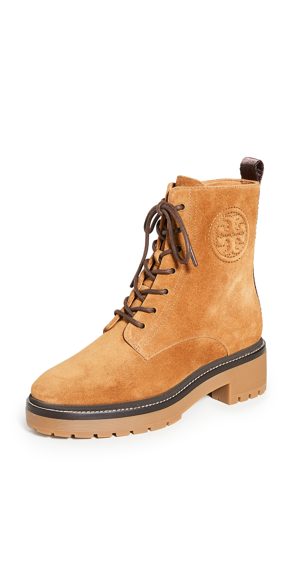Tory Burch 50mm Miller Lug Sole Booties