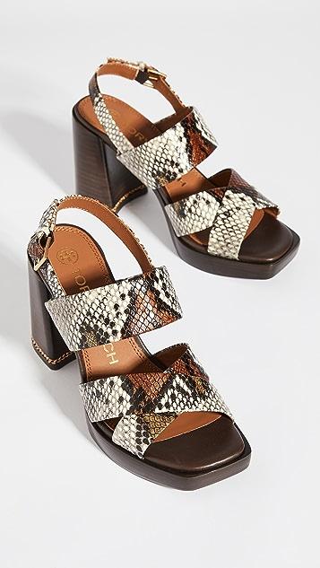Tory Burch Ruby 95mm Sandals