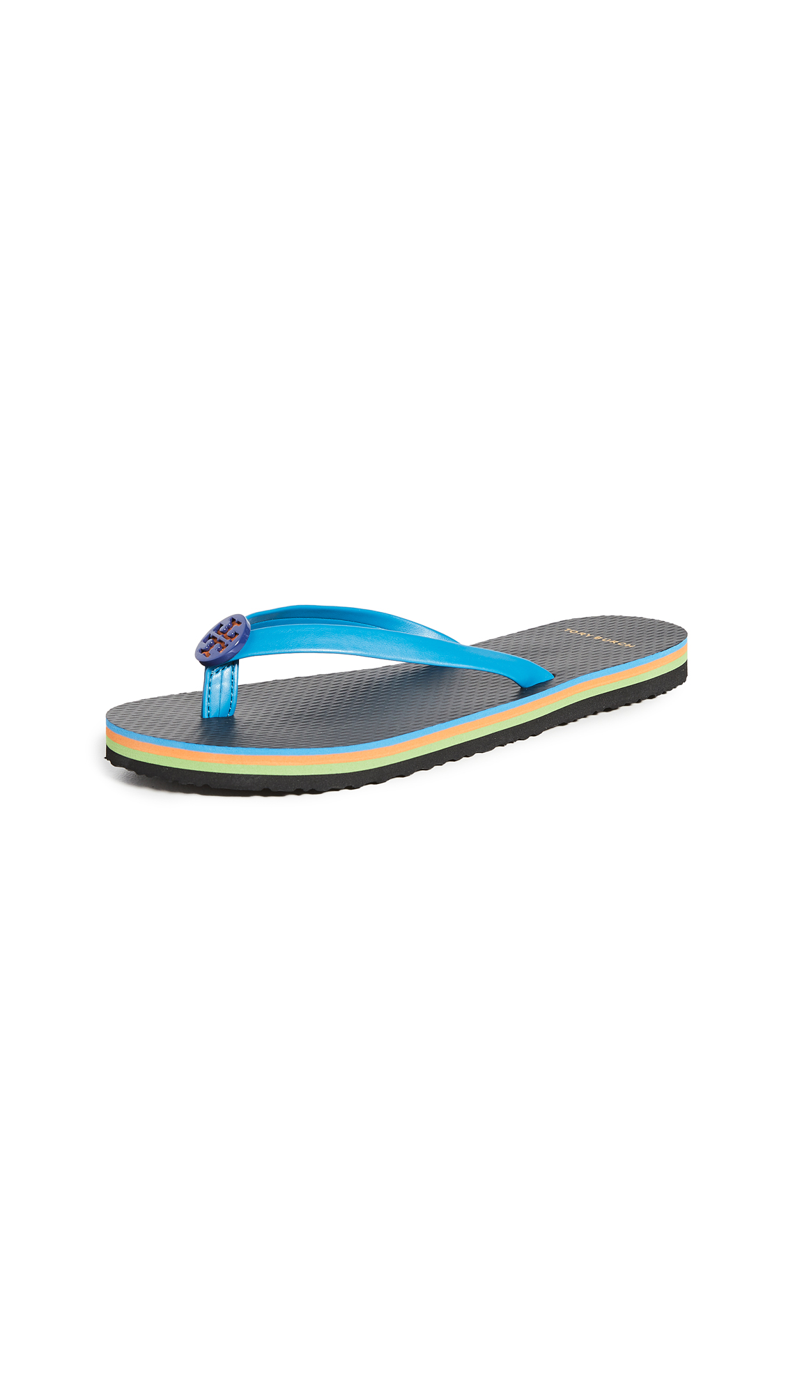 Tory Burch Mini Minnie Flip Flops