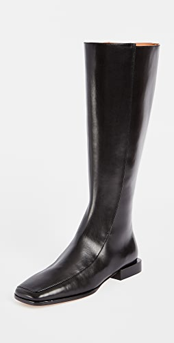 Tory Burch - Square Toe 20mm Boots
