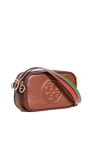 Tory Burch Perry Bombe 双肩带迷你包