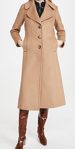 Tory Burch - 羊毛羊绒外套