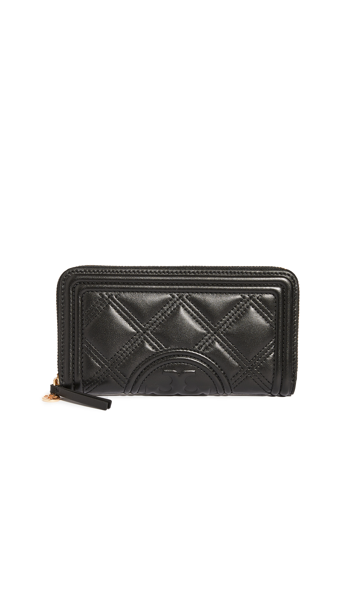 Tory Burch Fleming Soft Zip Continental Wallet