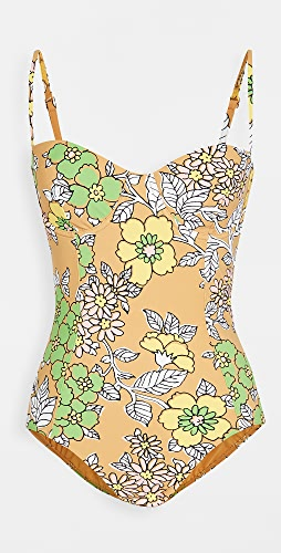 Tory Burch - Printed Underwire One Piece