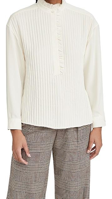 Tory Burch Deneuve 女式衬衫