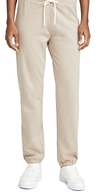 Tory Burch French Terry Sweatpants