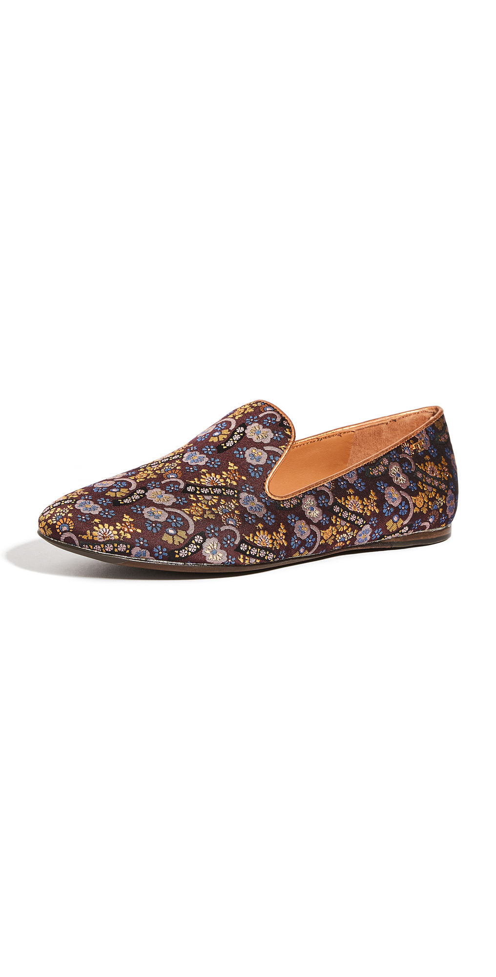 Tory Burch 5mm Smoking Slippers