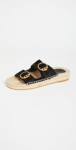 Tory Burch - Selby Two Band Sandals
