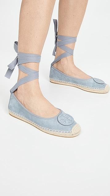 Tory Burch Minnie 芭蕾舞平底鞋